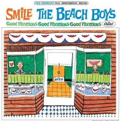 The Beach Boys - Smile Sessions