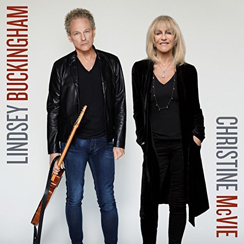 Lindsey Buckingham and Christine McVie